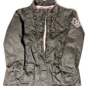 USED : KappAhl warm/winter jacket for girl